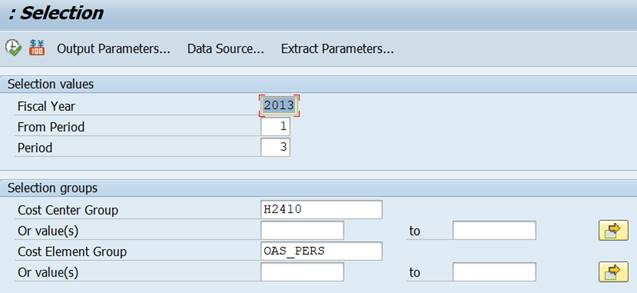 SAP Report Painter Archives - Esfoor