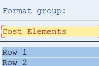 Lead Column: Cost Elements