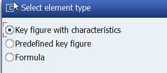 select element type