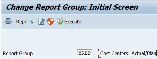 Report Group YREP