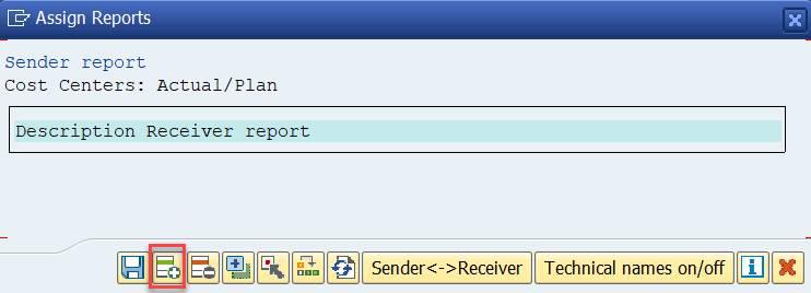 Report/report interface add