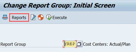 change report group